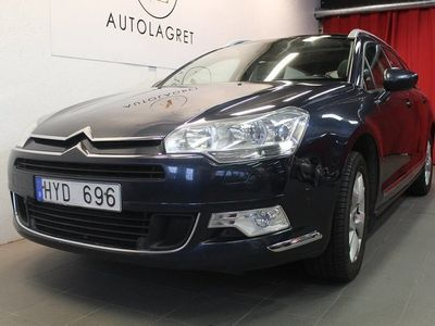 begagnad Citroën C5 Tourer 2.2 HDi Panorama 170hk