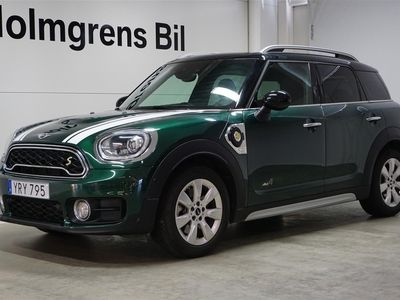begagnad Mini Countryman SE ALL4 Essential Navi LED 17""