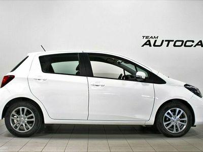 begagnad Toyota Yaris 5-dörrar 1.33 Dual VVT-i BACKKAMERA