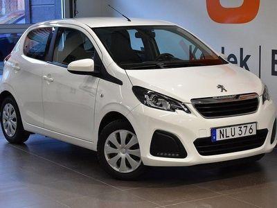 begagnad Peugeot 108 Active 1,0 68hk PureTech 5D