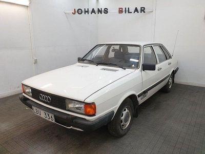 begagnad Audi 80 CL 4-dörrar 1.6 75hk 11 952 mil