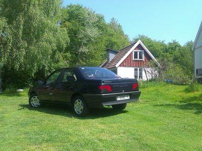 begagnad Peugeot 405 405embassy 1995