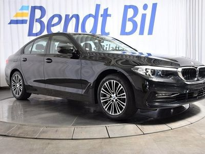 begagnad BMW 530 e / iPerformance / Modell Sport / Connected