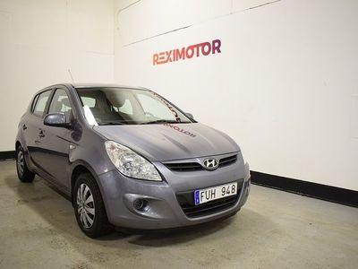 begagnad Hyundai i20 5-dörrar Ny Besiktad ua