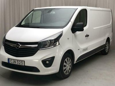 begagnad Opel Vivaro 1.6 CDTI Skåp L2H1