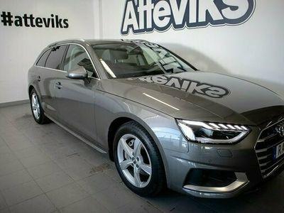 begagnad Audi A4 40 TDI q S-tr Advanced Alpin Navi 2020, Kombi Pris 344 900 kr