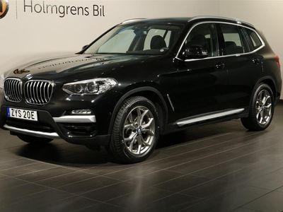 begagnad BMW X3 xDrive20d Värmare HiFi Drag