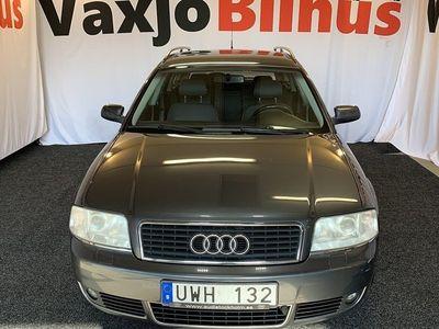 begagnad Audi A6 AVANT 2.4 V6 quattro Sport 170hk