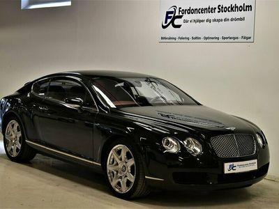 begagnad Bentley Continental GT 6.0 W12 Mulliner Full Utrustad