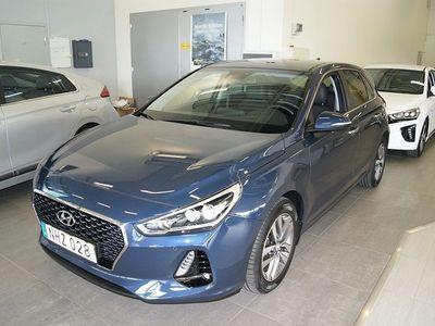 begagnad Hyundai i30 1.4 T-GDi DCT Euro 6 140hk Premium