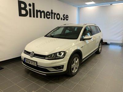 begagnad VW Golf Sportscombi 2.0 TDI 184hk DSG 4-Motion