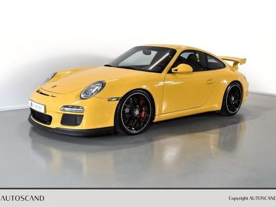 begagnad Porsche 911 GT3 997Clubsport