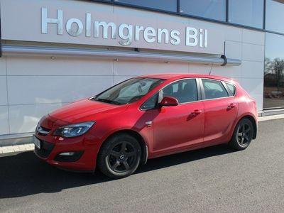 begagnad Opel Astra Active 5 dörrar 1.6