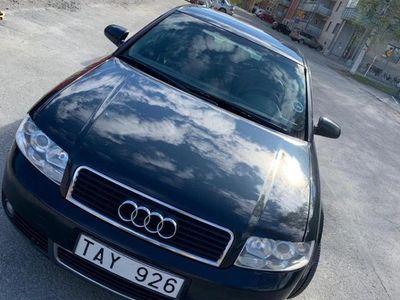 begagnad Audi A4 -02