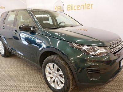 begagnad Land Rover Discovery Sport 2.0 TD4 4WD Aut-Värmare-Nav-SoV Euro 6 180hk
