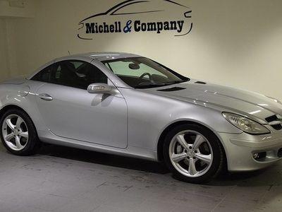 begagnad Mercedes 350 SLK BenzAUT CAB 2005, Cab 129 000 kr