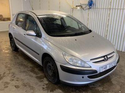 begagnad Peugeot 307 Ny bes & Ny skatt -02
