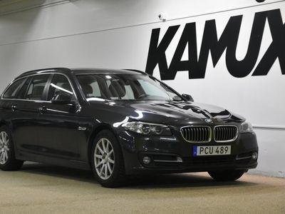 begagnad BMW 520 d I xDrive | Sportline I Dragkrok