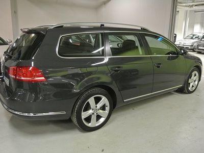 begagnad VW Passat 2.0 TDI BMT 4-Motion Varian -12