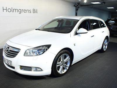 begagnad Opel Insignia 2.0 CDTI 4x4 BiTurbo Sports Tourer (195hk)