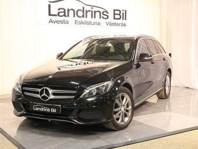 brugt Mercedes C220 T d 4MATIC 9G-Tronic Euro 6 170hk