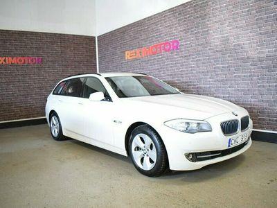 begagnad BMW 520 d Touring Steptronic 184hk Besiktad