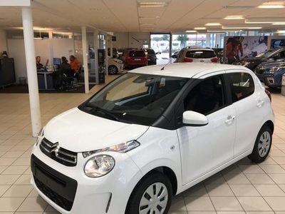 begagnad Citroën C1 Feel Keyless Autobroms Apple carplay 2020, Kombi 2 249 kr