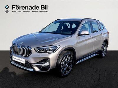 begagnad BMW X1 sDrive 20i xLine Navi HIFI Head Up Drag 2020, SUV 399 000 kr