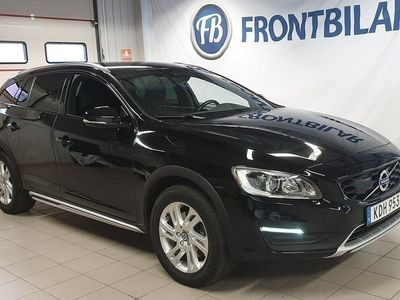 begagnad Volvo V60 CC D4 AWD Geartronic Mom -17