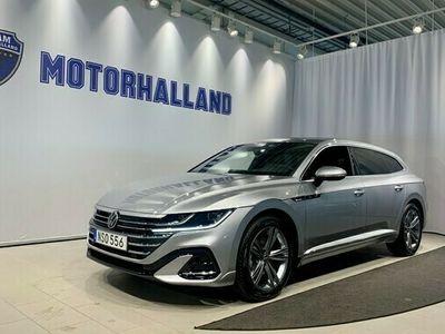 begagnad VW Arteon Shooting Brake eHybrid E-HYBRID R-LINE 2021, Sedan Pris 535 500 kr