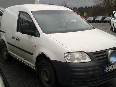 begagnad VW Caddy 1.9 TDI AUTOMAT BES -06