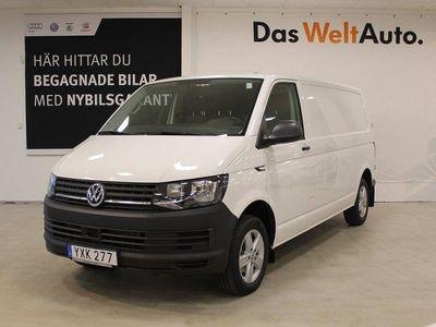 begagnad VW T6 2,0TDI 150hk DSG Lång 259 900kr -18