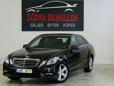 begagnad Mercedes E250 CDI 4M BE 4MATIC BlueEFFICIENCY 7G-Tronic Plus AMG Sport 204hk