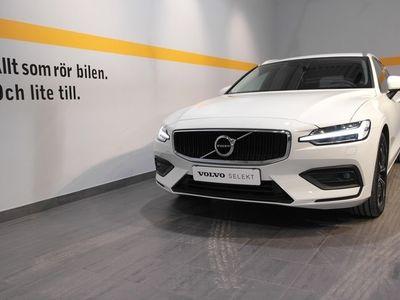 begagnad Volvo V60 D3 AWD Momentum Advanced SE II