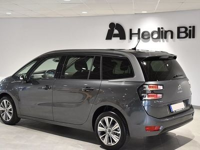 begagnad Citroën Grand C4 Picasso **DEMOBIL** BlueHDI 120 EAT6 *SKATTEBEFRIAD 5 Å