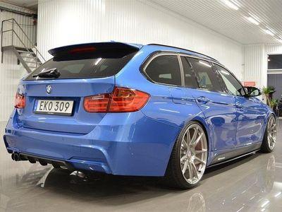 begagnad BMW 320 d M-sport Performance Kombi