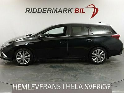 begagnad Toyota Auris 1.8 HSD Touring Sports (99hk)