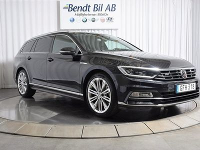 begagnad VW Passat GTS TDI BlueMotion 4Motion DSG Driver assist
