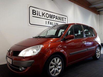 begagnad Renault Scénic 2.0/Turbo/Drag/Farthållare/Bes -07