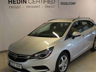 begagnad Opel Astra 1.6 CDTI SportsTourer 110hk S+V-Hjul