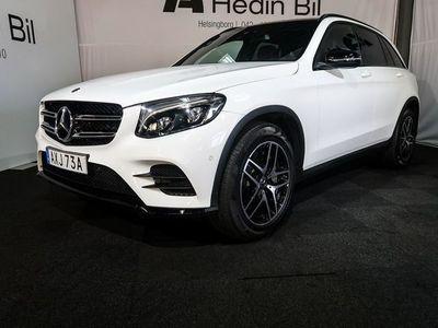 used Mercedes GLC220 D 4MATIC SUV DEMOBIL