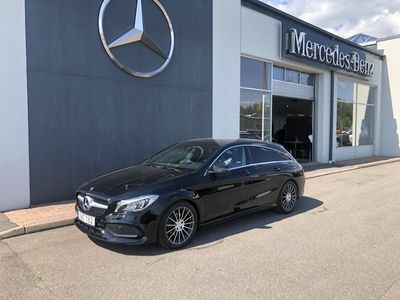 begagnad Mercedes CLA180 Shooting Brake AMG