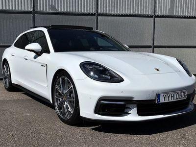 second-hand Porsche Panamera 4 E-Hybrid Sport Turismo