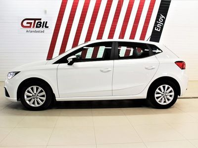 begagnad Seat Ibiza 1.0 MPI Style Komfortpkt Eu6 75hk