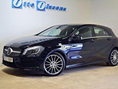 begagnad Mercedes A180 CDI AMG, Aut