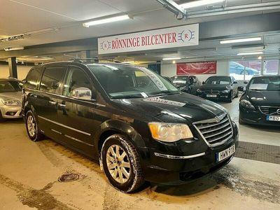 begagnad Chrysler Grand Voyager V6 Auto 7-sits 193hk Nybes Svensksåld