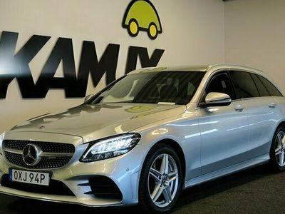 begagnad Mercedes 220 C Benz C4MATIC AMG | Drag | Navi | 2019, Kombi Pris 337 900 kr