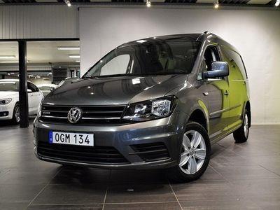begagnad VW Caddy Maxi Life Caddy Maxi 2.0 | TDI | 4M | D-värm | Drag | 2017, Personbil 214 800 kr
