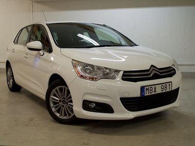 begagnad Citroën C4 1,6 HDI, Nyserv, 3500 mil