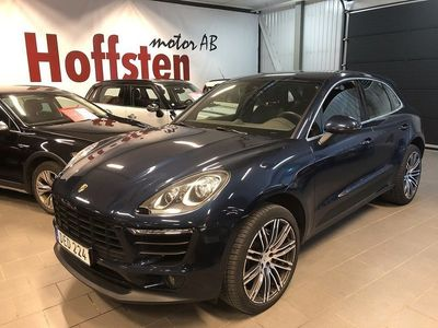 begagnad Porsche Macan (U) S PDK Sport Chrono Euro 6